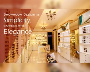 Article on Showroom Designing